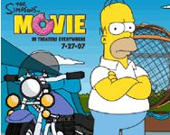 Ball of death Simpson Csal�d j�t�kok ingyen