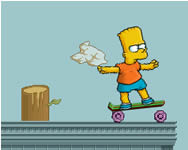 Bart on skate online