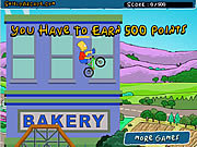 The Simpsons BMX game Simpson Csal�d
